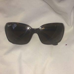 Women's Ray-Ban Polarized sunglasses